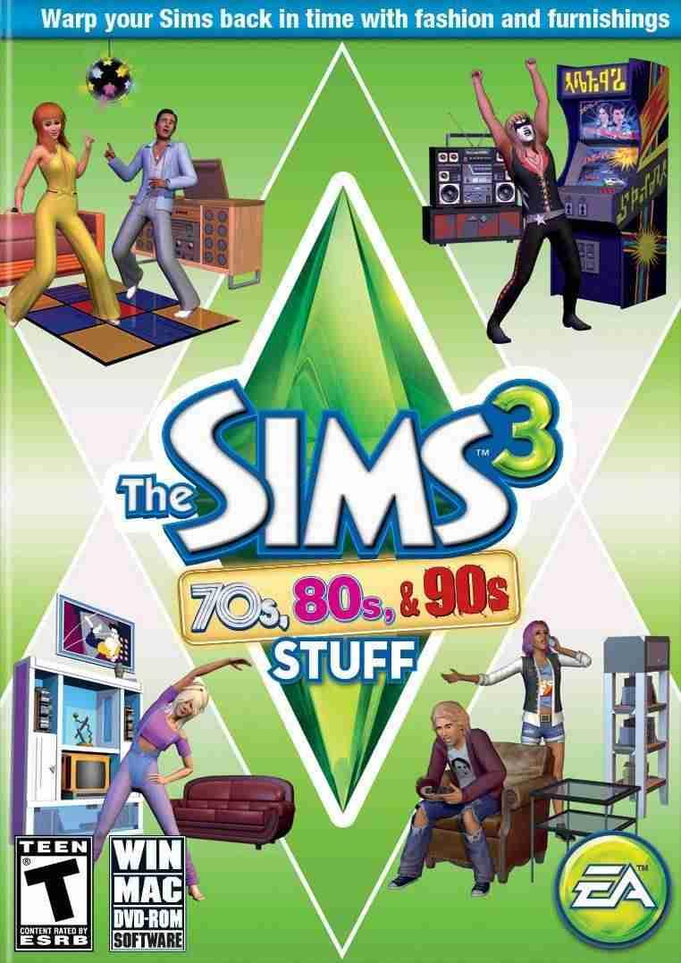 Descargar The Sims 3 70s 80s And 90s Stuff [MULTI20][Expansion][FLT] por Torrent